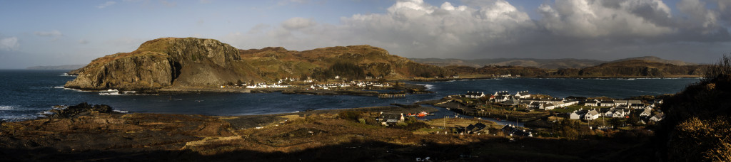Easdale on The West Coast of Scotland.