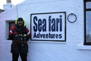 Seafari Adventures - Niall