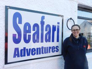 Seafari Adventures, Voirrey.